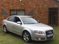 Image of 2006 Audi A4 2.0T 'Red T 147kw'