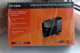 Беспроводной роутер D-Link DAP-1350