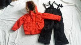 Костюм лыжный, куртка мембрана для девочки, для мальчика-Protest -116