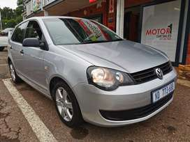 2014 VW Polo Vivo 1.4i Aircon Blueline 5dr