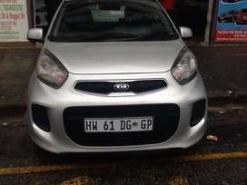 Kia Picanto is available now for sale