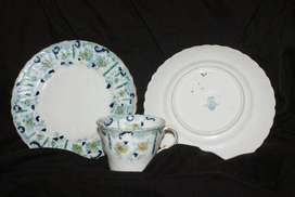 Bridgewood bone China tea set