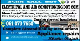 ELECTRICAL AND AIR CONDITIONING DOT COM PTY LTD