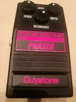 Guyatone Phaser PS-007 vintage made in Japan ideał