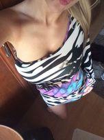 Sliczna Sukienka/Tunika z USA