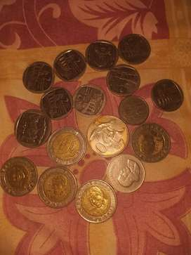 I'm intrested in selling Mandela coins and union building coins