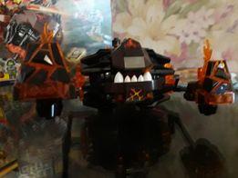 LEGO Nexo Knights Лавинный разрушитель Молтора Moltors Lava Smasher