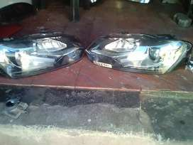 Polo 6 gti headlights