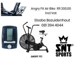 Angry fit Air Bike