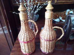 Кувшин для вина в оплётке
