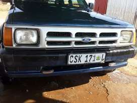 3.0 v6 engine it's a start n go, and is powerful with new tyres