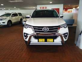 2021 toyota fortuner 2.8 gd6 epic 4x4 auto