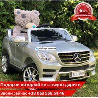 Цена снижена! Электромобиль детский Mercedes ML 350 в НАЛИЧИИ Киев