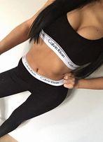 WYPRZEDAŻ! Bielizna damska Calvin Klein S-XL szary i czarny