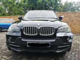 Bmw e70 4.8i V8 engine.