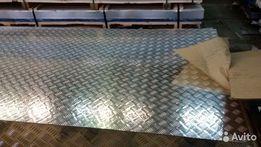 Лист алюминиевый рифленый 1,0х1250х2500 мм