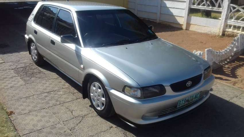 Immaculate Toyota Tazz FOR SALE 0