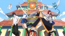 Аниме Хвост Феи Сказка о Хвосте Фейри Тейл Fairy Tail dvd