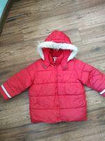 Тёплая, зимняя, куртка