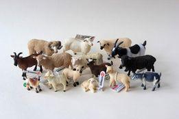 Продам новую коллекционную фигурку Шляйх Schleich овца из серии ферма