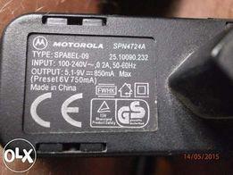 Motorola -SPN 4724 A-Зарядное устройство-оригинал