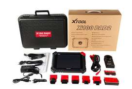 X100 PAD2 PRO Special Functions Expert