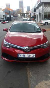 Image of 2016 Toyota Auris X Available for Sale
