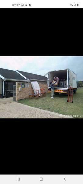 Long and Local Distance Furniture Removals and Deliveries
