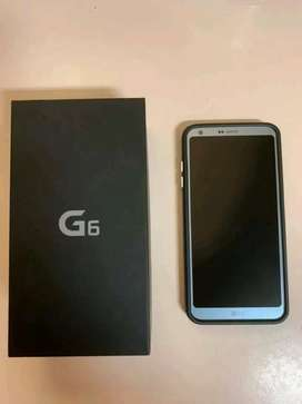 G6 32gb platinum ice in the box brand new never used R2999