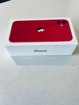 iPhone 11 128GB - Red Mint condition
