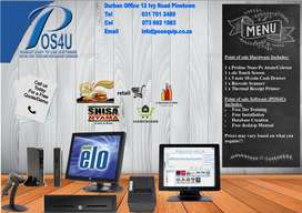 Pos Touch System and Pos Software (POS4U)