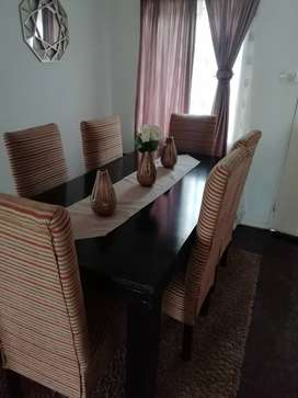 Dinning Chairs 6seater