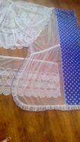 Тюли штори арки на кухню