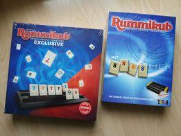 Rummikub Exclusive / Travel / nowa / zafoliowana