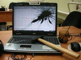 Ремонт компьютеров, установка Windows (Виндовс),чистка ноутбука