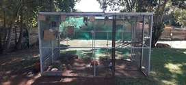 large aviary for sale