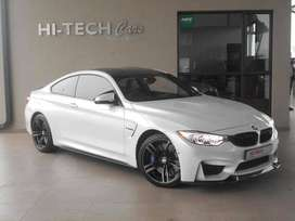 2015 BMW M4 COUPE M-DCT WITH 50000KMS