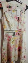 Sukienka w kwiaty Orsay 38 nowa z metką