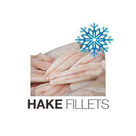 Hake Fillets for Sale