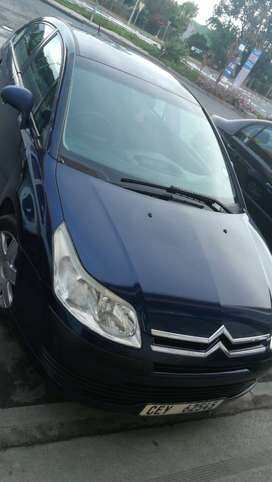 citroen c4 hdi 1.6 turbo selling or swap