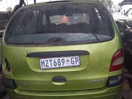 Stripping Renault Scenic1 2000