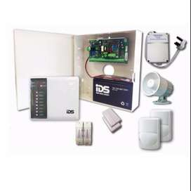 ALARM SYSTEMS SUPPLY AND INSTALL.