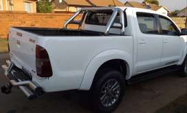 Toyota hilux d4d for spares