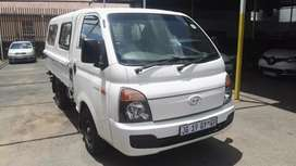 2015 Hyundai H100 with Canopy