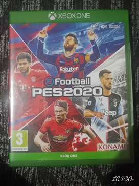 PES 2020 FOR XBOX ONE