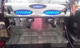 Ekspres ciśnieniowy 2 kolby Carimali Kicco LM2GR r. 2009, zadbany