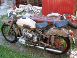 мотоцикл Урал- М 67