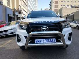 Toyota Hilux 2.4 GD-6 diesel Auto 2019 for SELL