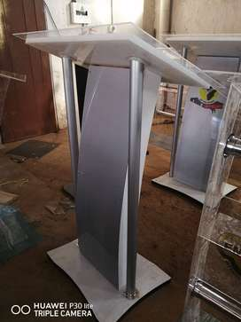 Customized Steel Podium