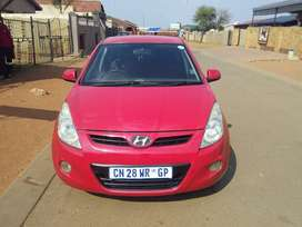 It's a 2012 Hyundai I20 1.4L lady driven